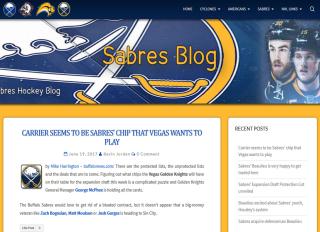 Sabres Blog